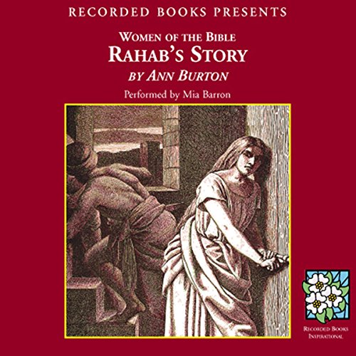 Rahab's Story audiobook cover art