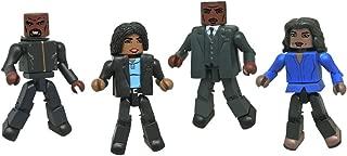 Diamond Select Toys Marvel Netflix Luke Cage Minimates Box Set Action Figure