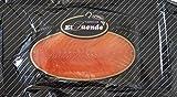 Salmón Noruego ahumado fileteado bandeja de 800 gramos