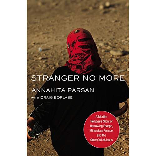 Stranger No More audiobook cover art