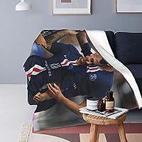 巴黎?日耳曼 (1).Jpeg 人気 毛布 掛け布団 軽量 携帯する 昼休み毛布 多機能 静電防止 抗菌 防臭 ソファ毛布 高級簡約 通勤旅行に必要なもの オフィス毛布 ふとん 男女兼用