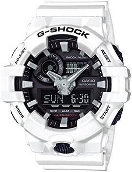Casio G-Shock World Time Black Dial Men's Analog-Digital Watch