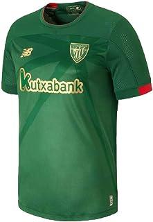 35c8ed10 New Balance 2019-2020 Athletic Bilbao Away Football Soccer T-Shirt Camiseta
