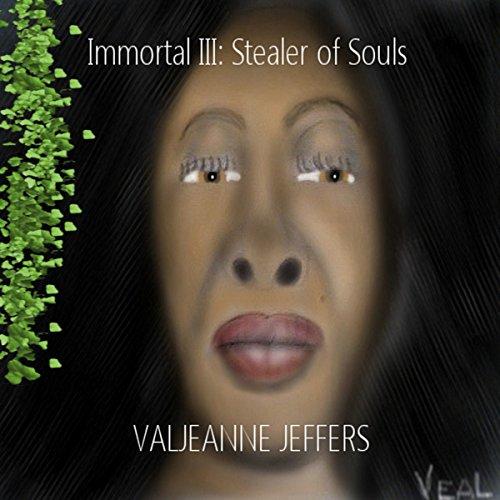 Immortal III audiobook cover art