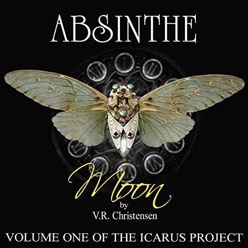Absinthe Moon audiobook cover art