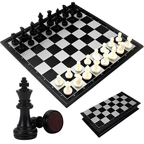 Schachspiel Magnetischem Einklappbar Schachbrett Reiseschachspiel magnetisch