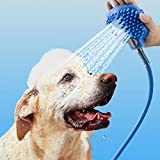 LOUTAN Pet Shower Sprayer-Pet Bathing Tool - Pet Shower Hose Portable...