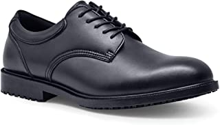Shoes For Crews Mens Cambridge Dress-Oxford Slip Resistant Work Shoe