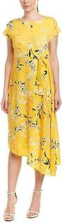 Donna Morgan womens ASYMMETRICAL DRESS Casual Dress