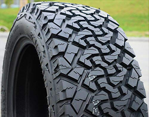 Venom Power Terra Hunter X/T All-Terrain Tire - LT285/70R17 121/118Q E (10 Ply)