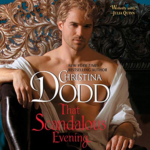 That Scandalous Evening  By  cover art