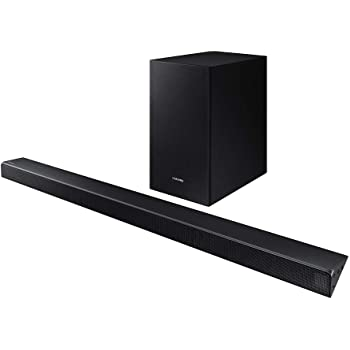 Samsung HW-R60C 3.1 Channel Soundbar with Wireless Subwoofer