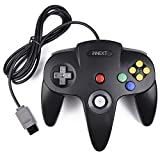 iNNEXT Retro 64-Bit N64 Controller,Kabelgebundener Gamepad Controller Joystick für N64 Konsole N 64...