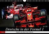 Deutsche in der Formel 1 (Wandkalender 2021 DIN A4 quer)