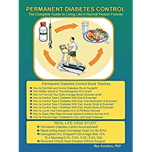 buy  Permanent Diabetes Control: The Complete Guide To ... Books