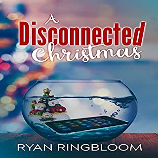 A Disconnected Christmas audiobook cover art