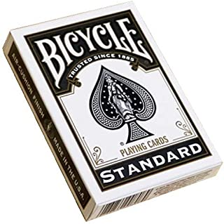 Bicycle Standard Black Playing Cards