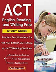 10 Best ACT Prep Book Reviews | Ace English, Math, Science