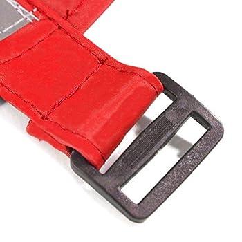 Kismaple Chien de Compagnie Imperméable léger Tissu avec Bandes résistantes réfléchissantes Imperméable à Chien Veste pour Grand Chien (XL (Poitrine: 76-84cm; Cou: 47-52cm), Jaune)
