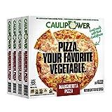 CAULIPOWER Margherita Cauliflower Crust Pizza (4 Pack)