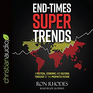 End-Times Super Trends cover art