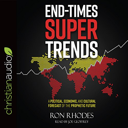 End-Times Super Trends audiobook cover art