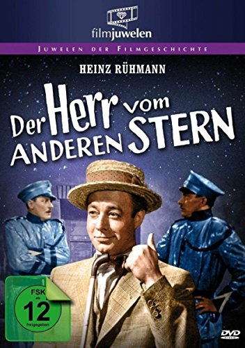 Heinz Rühmann: Der Herr vom anderen Stern (Filmjuwelen)