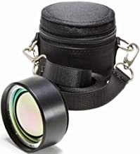 FLIR T198059 Close-up IR Lens with Case Fits with A615, A645sc, A655sc, T600, T600bx, T610, T620, T620bx, T630, T640, T640bx and T650sc Thermal Imaging InfraRed Cameras