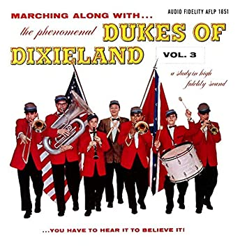 Marching Along With...The Dukes of Dixieland, Vol. 3