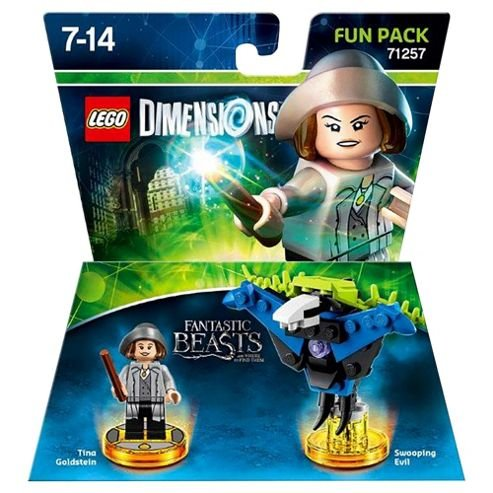 LEGO Dimensiones Tina Goldstein Fun Pack