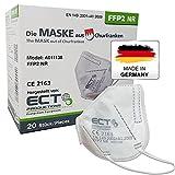 ✅ MADE IN GERMANY: Wir sind einer von wenigen Hersteller in Deutschland, welche zertifizierte FFP2 Masken herstellen ✅ FFP2: Unsere Atemschutzmasken erfüllen alle Anforderungen ✅ CE-ZERTIFIZIERT: Das Produkt enthält ein gültiges CE-Zeichen ✅ EINFACHE...
