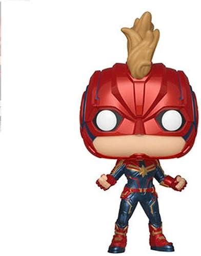 tiempo libre SSRS Avengers Juguetes Modelo película Pollo Corona Cabeza Mano Mano Mano Adornos muñeca Juguete (Color   A)  disfruta ahorrando 30-50% de descuento