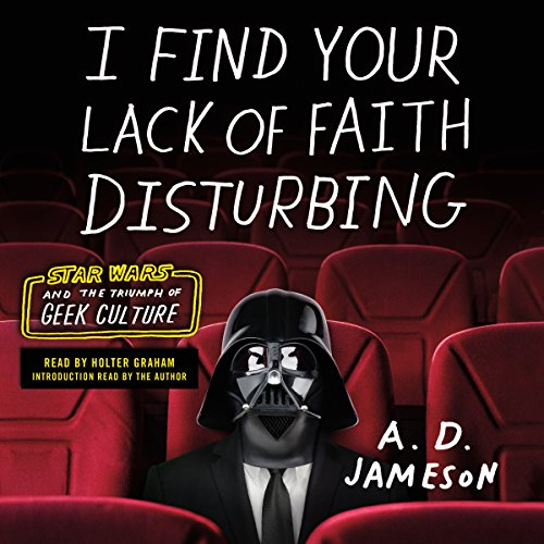 I Find Your Lack of Faith Disturbing audiobook cover art