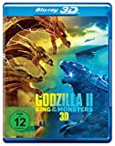 Godzilla II: King of the Monsters (3D) [3D Blu-ray]