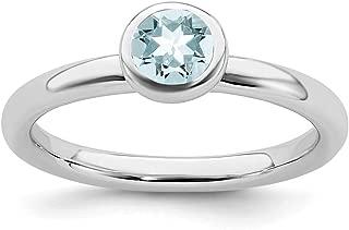 Best simple aquamarine rings Reviews