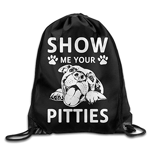 Dutars Show Me Your Pitties Pitbull Beam Rucksack, Sporttaschen, personalisierbar