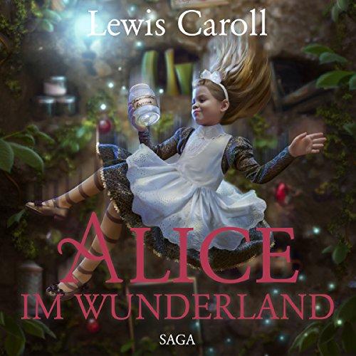 Alice im Wunderland audiobook cover art