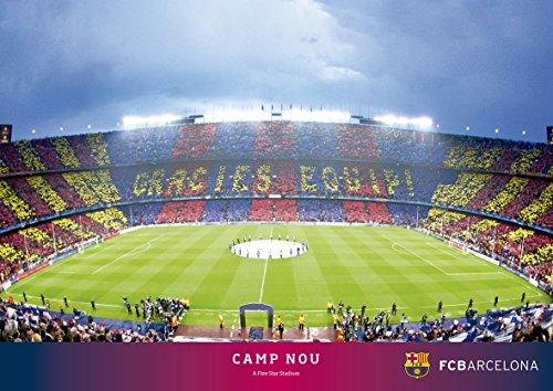 Grupo Erik Editores–Postkarte A4, 21.75X 31cm Fc Barcelona Camp NOU 21.75 x 31 cm
