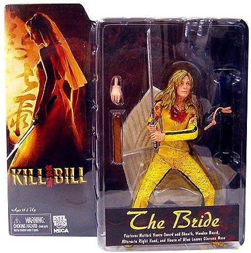 tienda de venta NECA Kill Bill 7 Inch Action Figure Figure Figure The Bride by Reel Toys by Reel Toys  Obtén lo ultimo