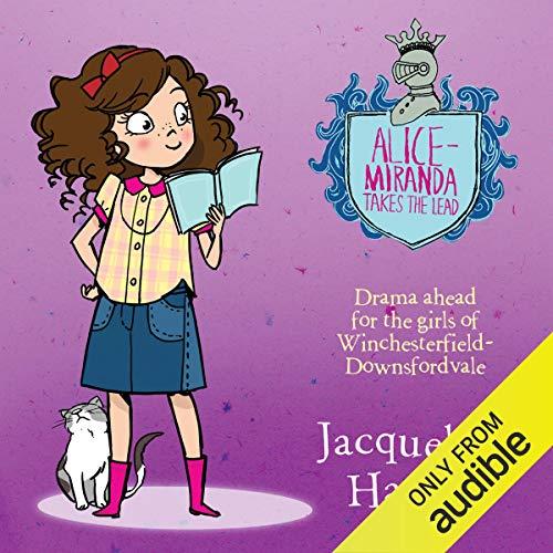 Alice-Miranda Takes the Lead cover art