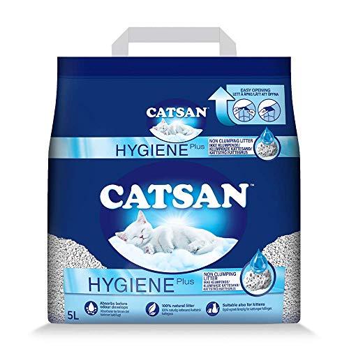 Catsan HYGIENE LITTER, 5000 ml