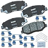 Bendix Premium Copper Free CFC914 Brake pad