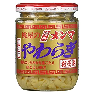 「穂先メンマ やわらぎ(辣油味)」