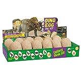 Kit de excavación de fósiles 3D de dinosaurio, hecho a mano, juguete educativo para niños