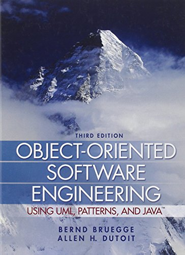 Object-Oriented Software Engineering Using UML, Patterns,...