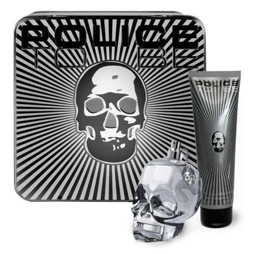 Police To Be Illusionist Gift Box EDT plus Body Shampoo, 1er Pack (1 x 175 ml)