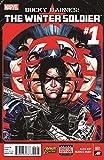 Bucky Barnes Winter Soldier #1 -  Marvel