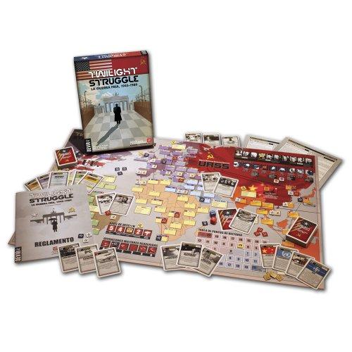 Comprar juego de mesa: Devir - Twilight Struggle: la Guerra Fría, 1945-1989, Juego de Mesa (BGTWIST)