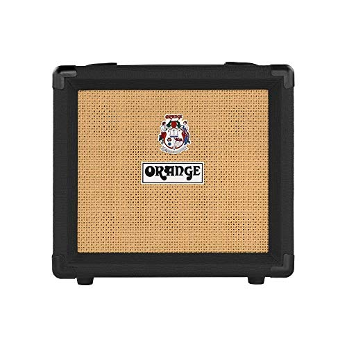 Orange Amplifiers Crush12 12W 1x6 Guitar Combo Amp Black