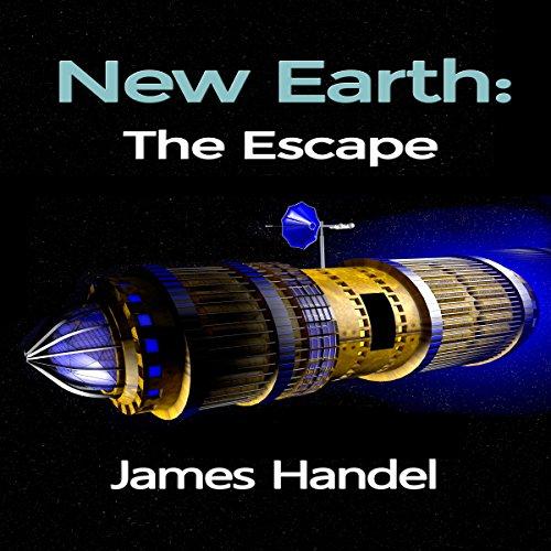 New Earth: The Escape audiobook cover art